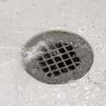 clogged sink and shower drain cleaning
