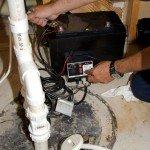 Plumbing Service - Sump pump repair