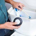 Plumbing Service - toilet repair