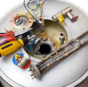 Conventional Water Heater Troubleshooting